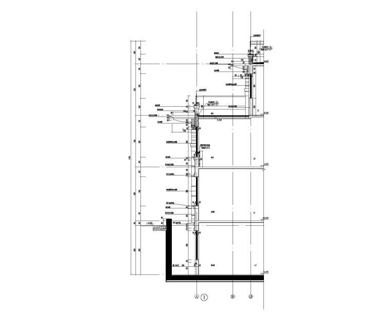 [贵州]大型商业建筑群砂岩建筑施工图_6