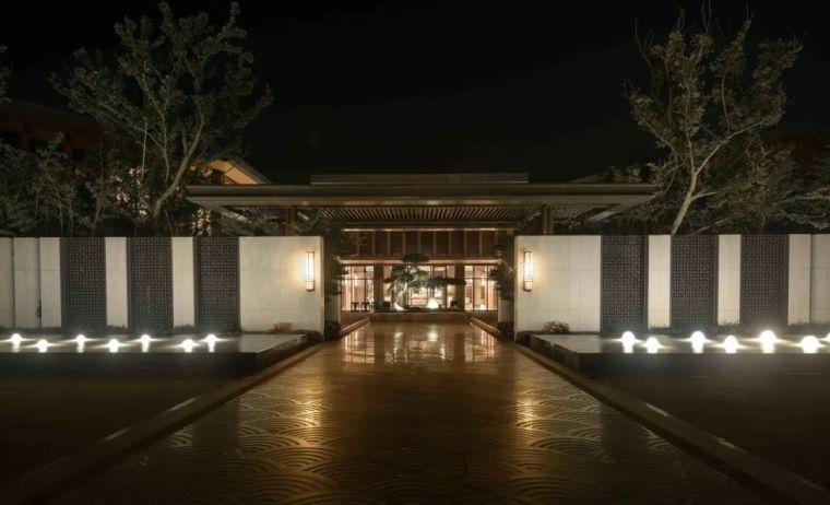 酒店景观设计,旅途中的享受~_6