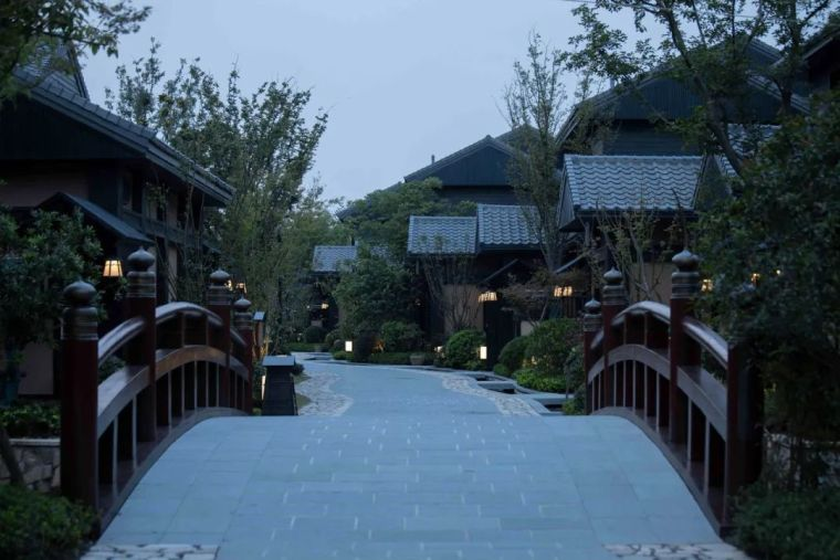酒店景观设计,旅途中的享受~_8