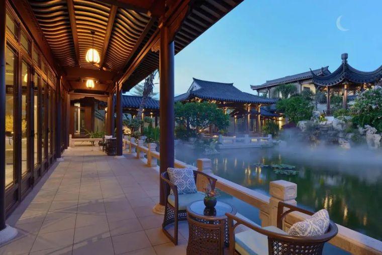 酒店景观设计,旅途中的享受~_31