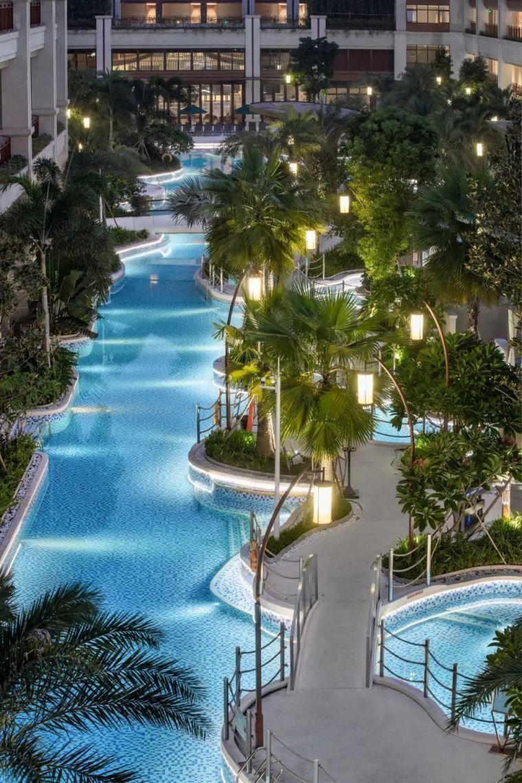 酒店景观设计,旅途中的享受~_41