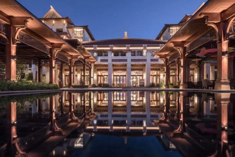 酒店景观设计,旅途中的享受~_49