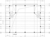 高级中学1~12#楼及人防工程结构施工图