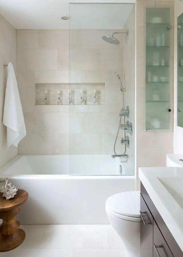 卫生间设计的合理,空间就可能会增加多多_2