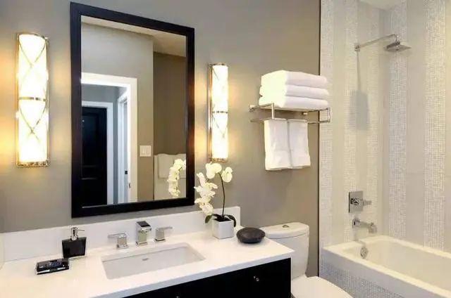 卫生间设计的合理,空间就可能会增加多多_3