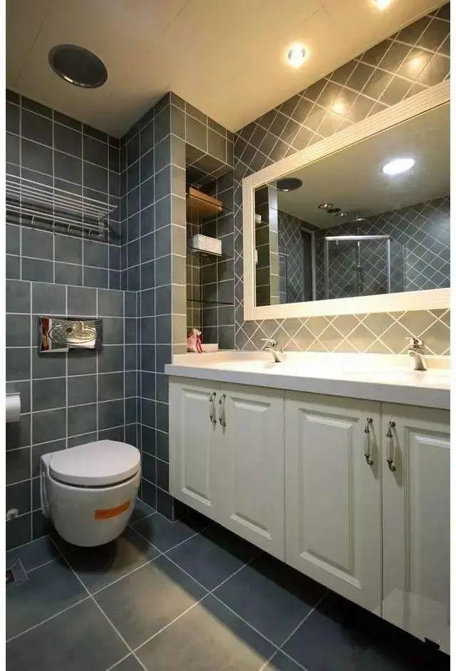 卫生间设计的合理,空间就可能会增加多多_7