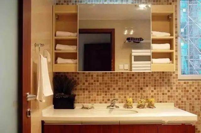 卫生间设计的合理,空间就可能会增加多多_10