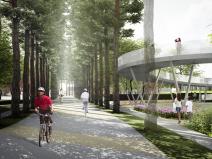 滨湖绿道二期及特色主题区域景观设计方案