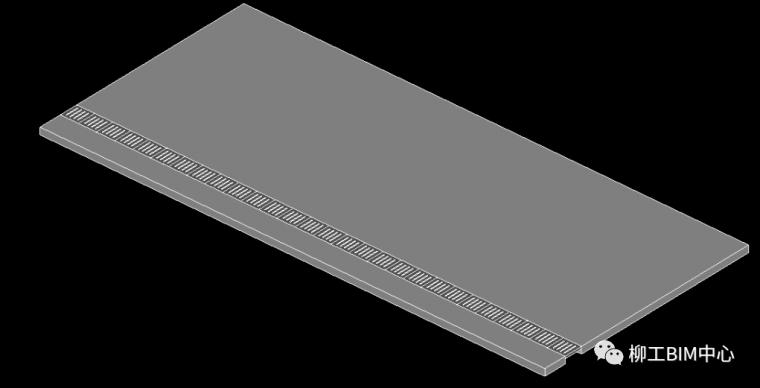 Revit如何绘制带盖板的排水沟族_1