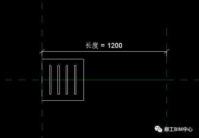 Revit如何绘制带盖板的排水沟族_3