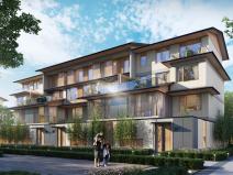 滨江国际生态高尔夫别墅小区模型合集-2020