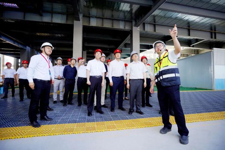 上海建设工程安全生产月综合创优观摩会2021_2