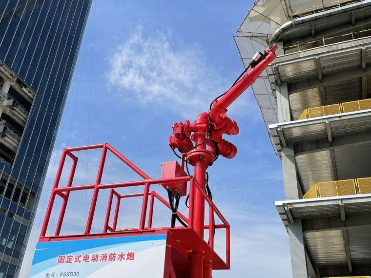 上海建设工程安全生产月综合创优观摩会2021_7