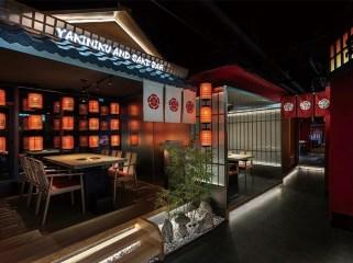 广州浪杯萬·和牛烧肉大衆酒場餐厅
