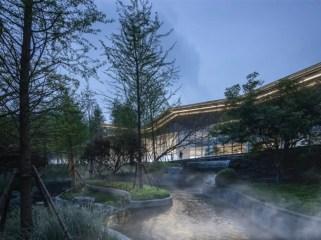 长沙新城·观山印示范区景观
