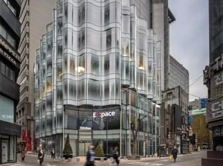 韩国ShinhanEX:PACE建筑