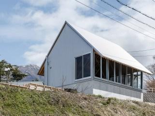 日本大仙工作小屋