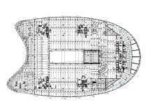 6层钢框架-剪力墙混合结构科技馆结施图2020