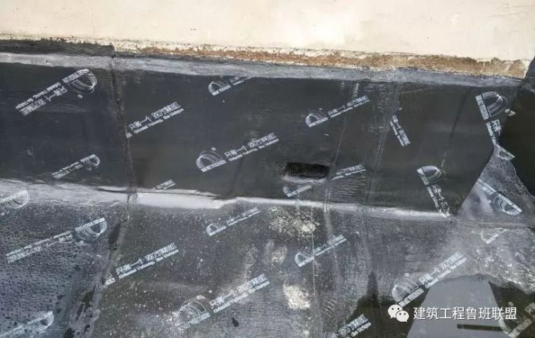 屋面防水工程超详细实例示范-图片