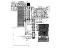 [北京]大顺义丽宫新中式别墅装修施工图设计