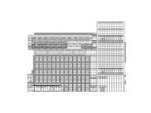 [贵州]高层产业研发楼施工图CAD2021