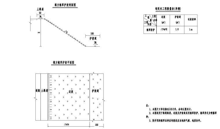 [海南]安置地块周边配套市政道路施工图2021_5