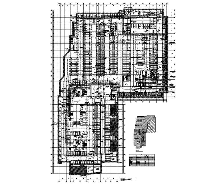 [重庆]大型商业办公配套给排水施工图2020_1