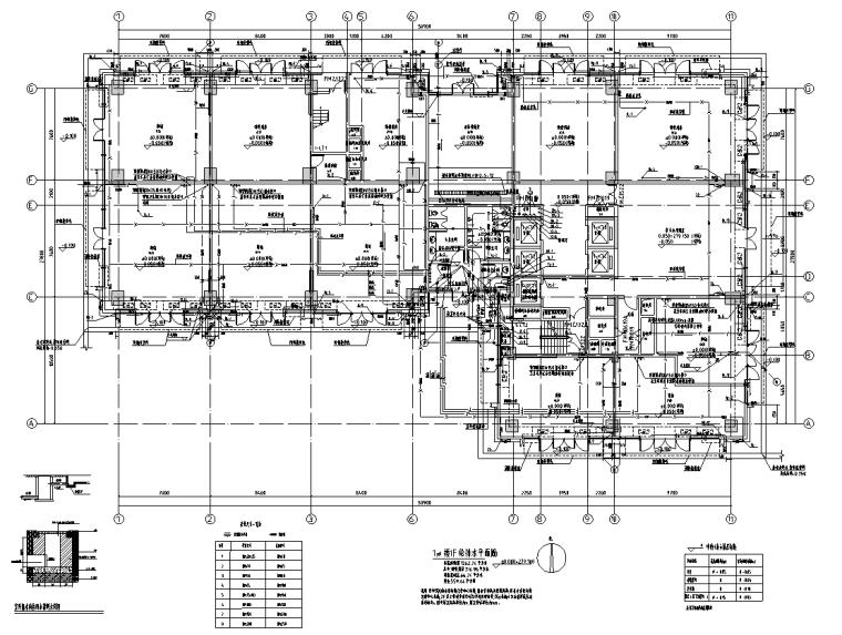 [重庆]大型商业办公配套给排水施工图2020_2