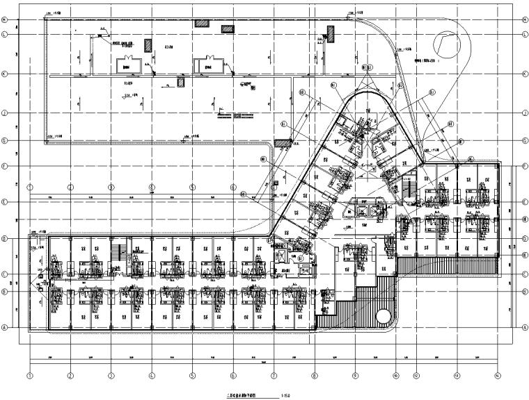 [山东]医养健康产业园星级酒店给排水施工图_2