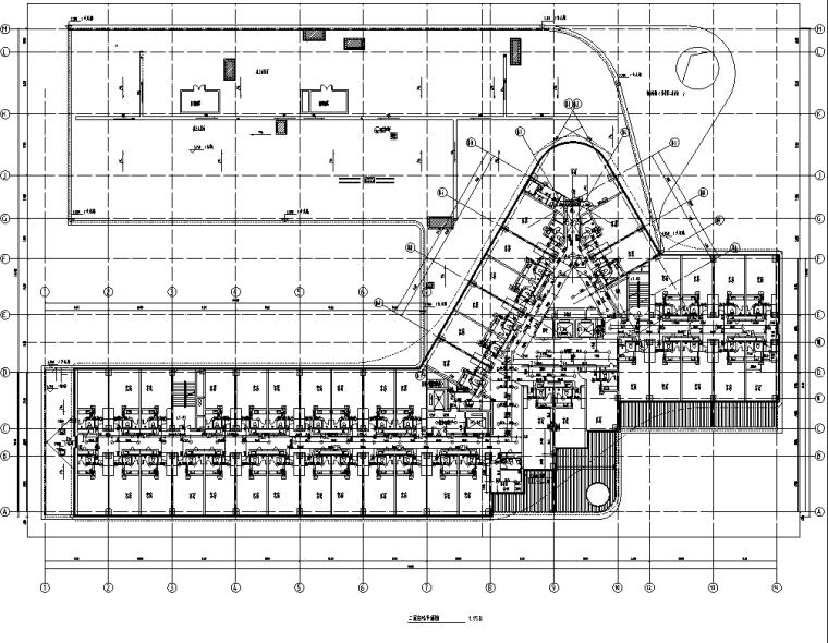 [山东]医养健康产业园星级酒店给排水施工图_3