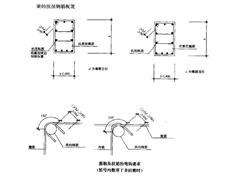 常用建筑结构节点设计施工详细图pdf-176P_4