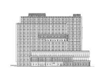 工业创投孵化产业园配套用房(1#)建筑
