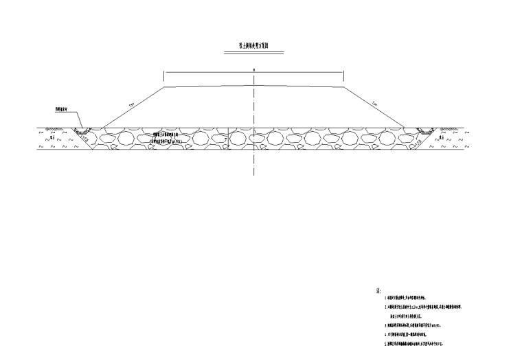 城市道路临时改移工程立交桥及涵洞施工图_9