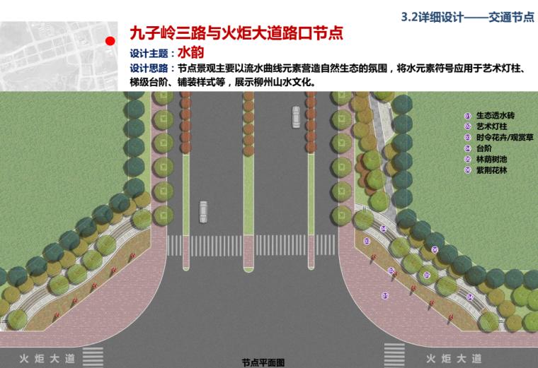 [广州]自然风貌-城市主道路外侧景观方案_4