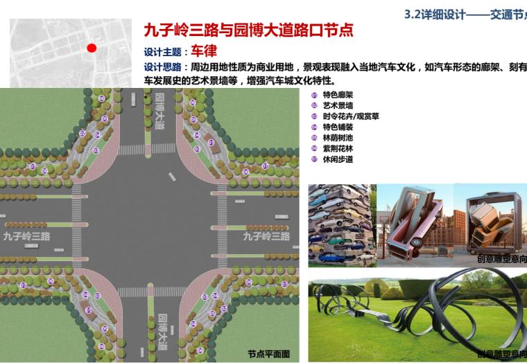 [广州]自然风貌-城市主道路外侧景观方案_13