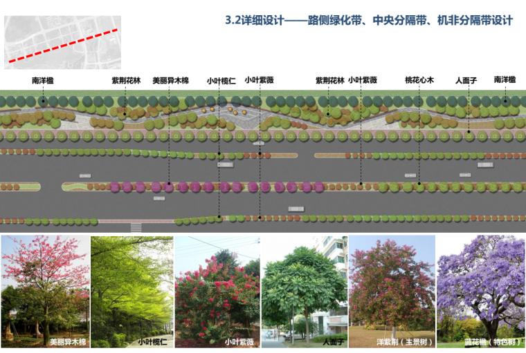 [广州]自然风貌-城市主道路外侧景观方案_12