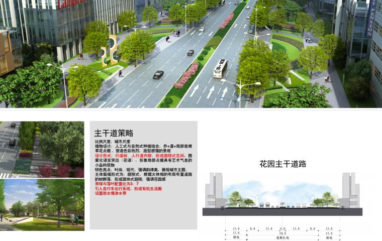 [吉林]生态道路系统及起步区道路景观方案_13