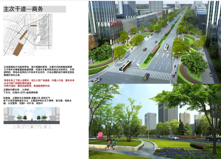 [吉林]生态道路系统及起步区道路景观方案_17