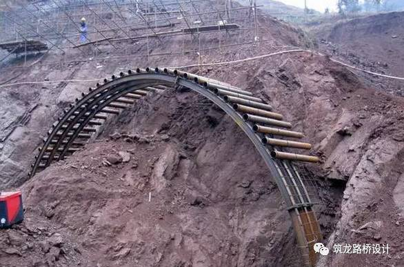 隧道设计超全整合!至少很实用!_1