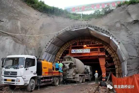 隧道设计超全整合!至少很实用!_8