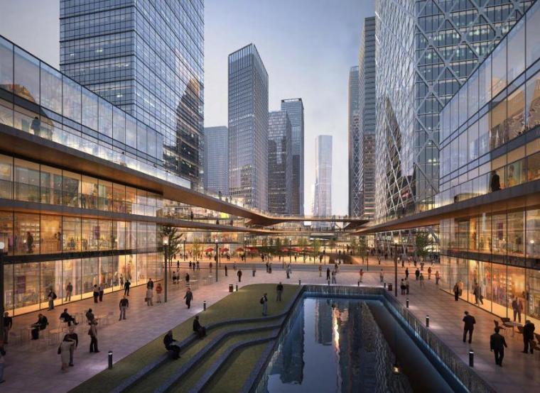 [浙江]中央商务区城市设计文本PDF2020_10