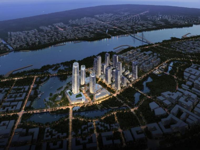 [浙江]中央商务区城市设计文本PDF2020_13