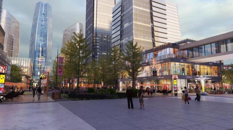 [浙江]中央商务区城市设计文本PDF2020_11