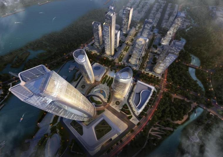 [浙江]中央商务区城市设计文本PDF2020_1