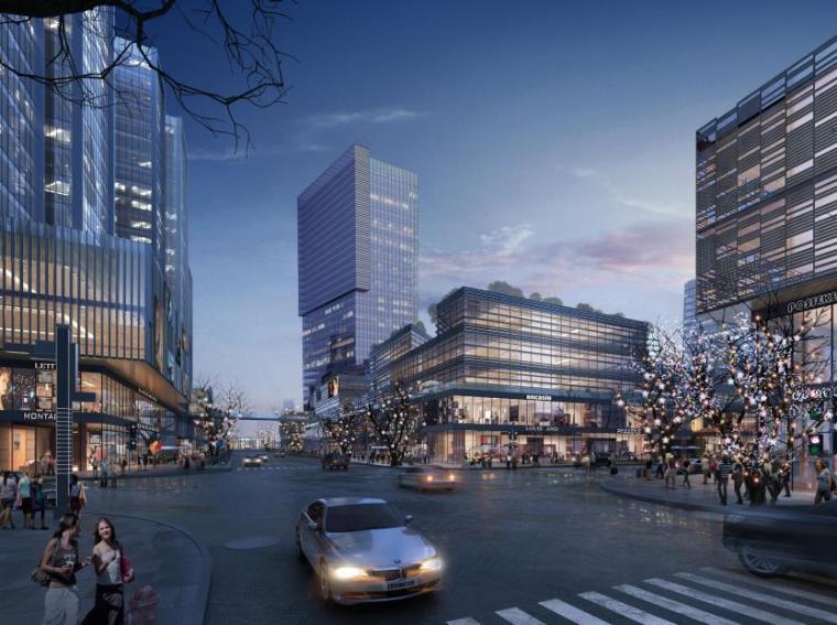 [浙江]中央商务区城市设计文本PDF2020_9