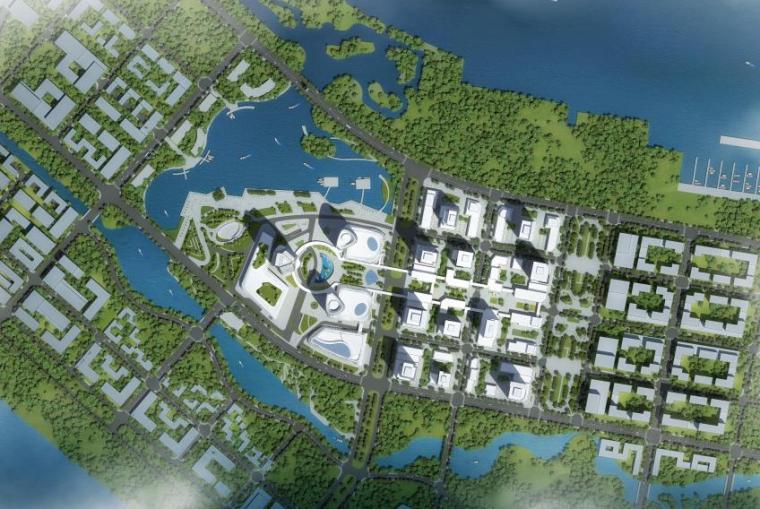 [浙江]中央商务区城市设计文本PDF2020_2