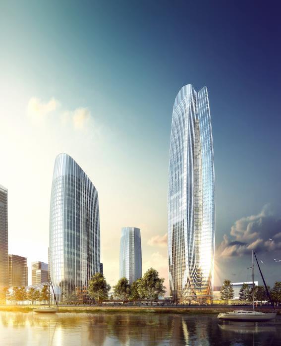 [浙江]中央商务区城市设计文本PDF2020_12