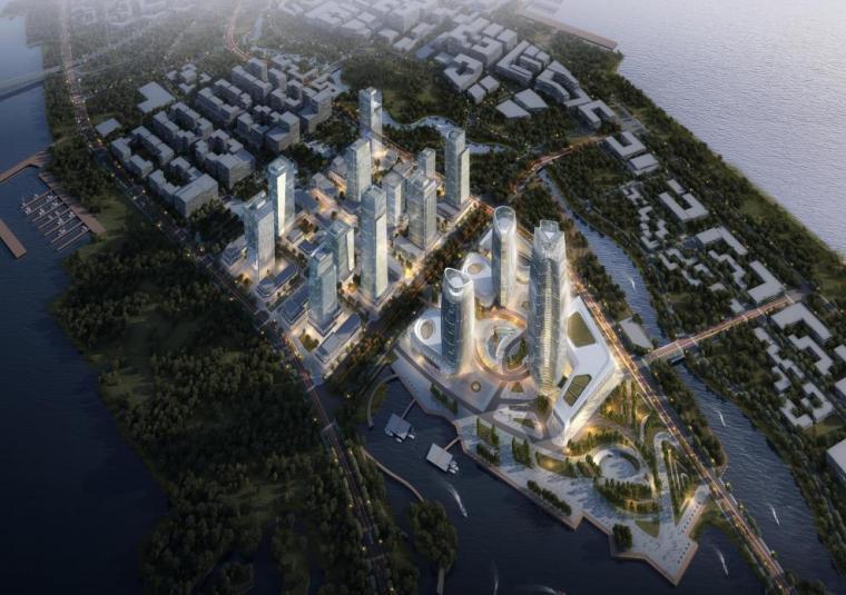[浙江]中央商务区城市设计文本PDF2020_5