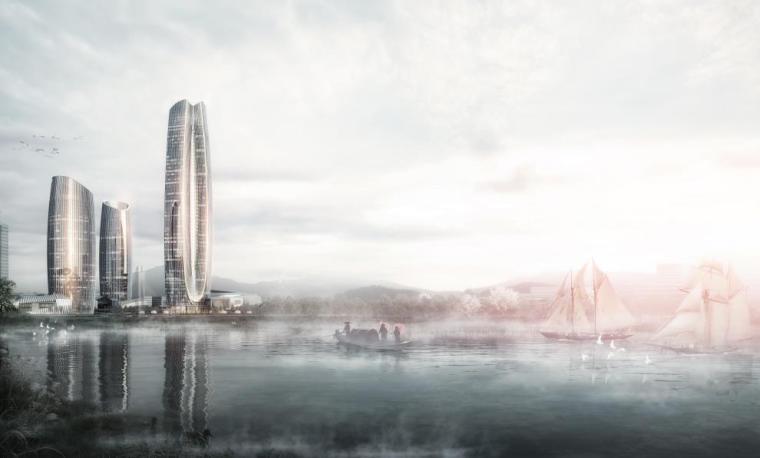 [浙江]中央商务区城市设计文本PDF2020_3