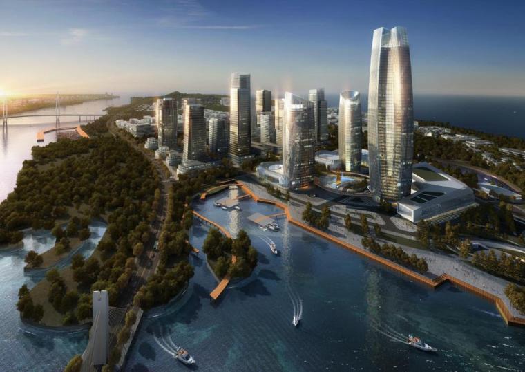 [浙江]中央商务区城市设计文本PDF2020_6